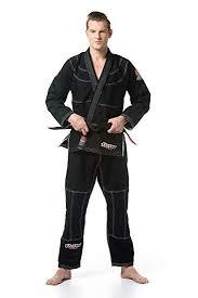 Flow Kimonos Size Chart Amazon Com Flow Kimonos Pro Series Bjj Jiu Jitsu Gi Black