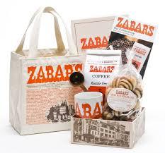 giveaway wele to zabar s gift box