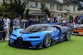 Gt sport gran turismo sport the newest 1600+ horsepower bugatti vgt / bugatti chiron gameplay and top speed at tokyo expressway in full hd 60fps ps4 profollo. Us Premiere For The Bugatti Vision Gran Turismo Bugatti Newsroom