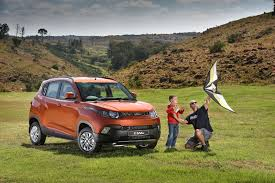 new car launches south africaKUV 100  Mahindra South Africa