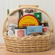 herie cornucopia gift basket