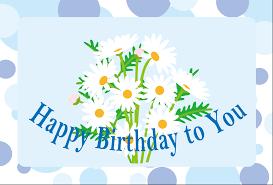「誕生日 画像 花」の画像検索結果