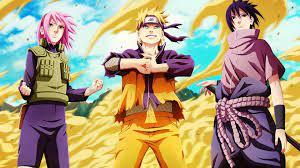 Naruto Sasuke Sakura Shippuden Wallpapers - Wallpaper Cave