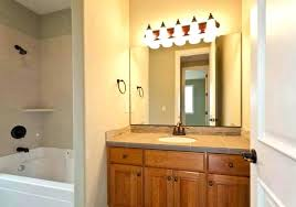 over bathroom cabinet lighting. Best Bathroom Lighting For Makeup  Over Mirror Vanity Light . Cabinet I