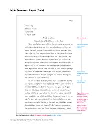 006 Essay Example Mla Format Heading Best Photos Of Standard L