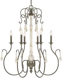 capital lighting 410362fc vineyard traditional french country chandelier lamp loading zoom