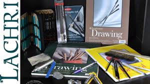 professional drawing supplies. my top 7 favorite graphite pencil drawing supplies - supply list from lachri youtube professional