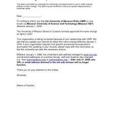 Letter Format For Change Of Billing Address Best Of Request Letter