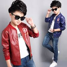 leather jackets for kids girls new baby boys faux leather jacket kids girls and coats spring