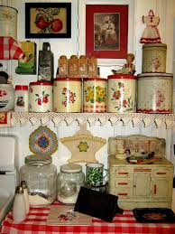 Country Kitchens On Pinterest Red Vintage Kitchen Country Kitchen Decor Vintage Pinterest Miserv