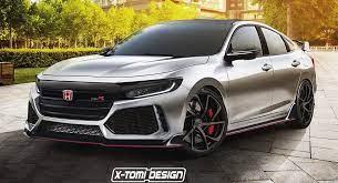 2019 Honda Insight Looks Surprisingly Good In Type R Guise Carscoops Honda Insight Honda Accord Honda