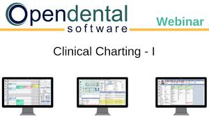 Eaglesoft Quick Charting Open Dental Webinar Clinical Charting I Entering Treatment