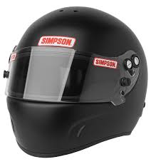 Simpson Dr2 Racing Helmet