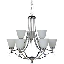 surprising chrome pendant light fitting 9 light chrome pendant bulb holder