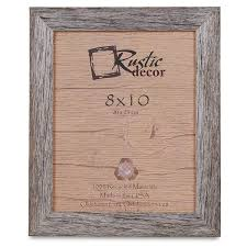 8x10 frame com rustic decor picture frames barnwood reclaimed