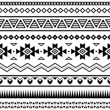 Mexican Pattern Extraordinary Aztec Mexican Seamless Pattern By RedKoala GraphicRiver