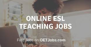 Online Esl Teaching Jobs Salary Apply Guide Update 2019