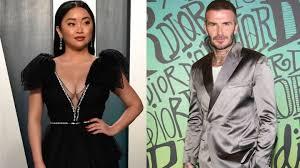 Lana condor breaking news, photos, and videos. Lana Condor Es Descubierta Espiando A David Beckham As Usa