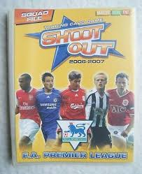 Trading Cards Bolton Wanderers Shoot Out <b>Premier</b> League 2006 ...