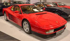 Cargurus pay 1991 ferrari 348. Ferrari Testarossa Wikipedia