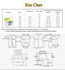 Training Pants Size Chart Us 3 37 25 Off Soft Cotton Baby Underwear Boys Underpants Briefs For Girls Unisex Panties For Babies Kids Training Panty Reusable And Washable In