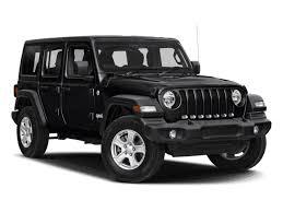 new 2018 jeep wrangler 4 door unlimited sport