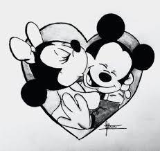 Risultati Immagini Per Minnie E Topolino Bacio Disney Nel 2019