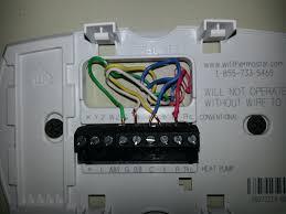 honeywell rth6350 thermostat wiring doityourself community and honeywell thermostat rth6350d wiring diagram at Honeywell Rth6350 Wiring Diagram