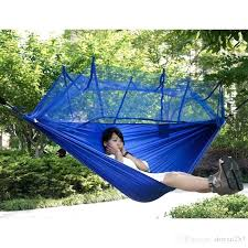 portable bathtub camping hot ing portable hammock single person folded into the pouch mosquito net hammock hanging bed for travel kits camping hiking