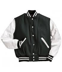 tall varsity jacket