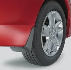 Брызговики передние Mitsubishi Lancer X Для <b>а</b>/<b>м</b> без <b>боковых</b> ...