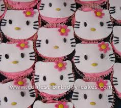 Coolest Hello Kitty Kids Cupcake Ideasbest Birthday Cakesbest