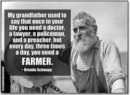 40 Farming Quotes We Love Brenda Schoepp Farms Impressive Farming Quotes