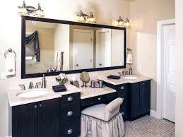bathroom makeup vanity and sink makeup vanity sink combination double sink bathroom vanity with makeup area