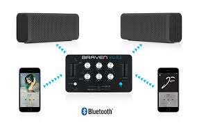 bluetooth audio mixer fuse braven braven fuse portable audio mixer console