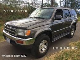 Used Car | Toyota 4Runner Costa Rica 1997 | TOYOTA 4RUNNER LIMITED ...