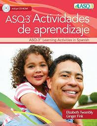 ASQ-3 Actividades de Aprendizaje by Ginger Fink and Elizabeth ...