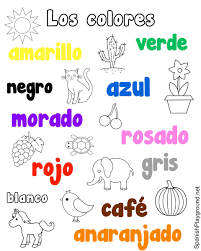 A video demonstration of how to create a printable emergent reader without having to cut anything. Spanish Playground On Twitter Spanish Color Word Printables For Speaking Simple Reading Activities Included Too Earlylang Http T Co Kj77d0uae5 Http T Co Gdjkroqvf2