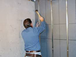 Basement Wall Design Fascinating Repairing Leaking Basement Walls What Works And What Doesn't Work