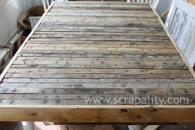 pallet countertops backsplash house ideas typical wood
