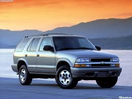 Chevrolet Blazer photos - PhotoGallery with 40 pics| CarsBase.com