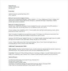 Math Tutor Resume Gorgeous Machine Learning Resume Math Tutor Resume Private Tutor Resume Free