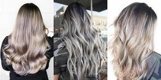 Dark Gray Hair Color Ash Grey Colour Chart Dark Brown To Ash