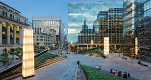 Google head office photos Airline Vibrant Plaza And Centrepiece Of National Landmark Dtah Bank Of Canada Head Office Renewal Dtah