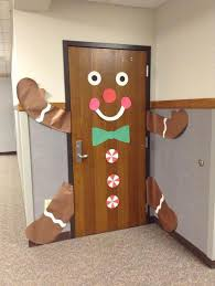 christmas decoration office. Door Decoration Ideas Best 25 Christmas Decorations On Pinterest Decorating Office