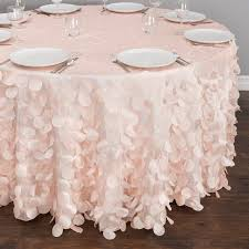 132 inch round polyester tablecloth blush pink regarding pink round tablecloth decorating