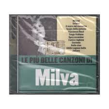 Milva CD Le Piu' Belle Canzoni Di Milva Warner Sigillato 5051011101427