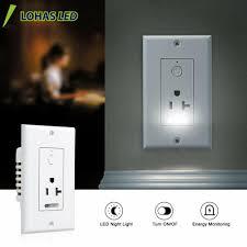 Outlet Night Light Us Standard Tuya Smart Socket Wifi Wall Outlet With Night Light Buy Wifi Wall Outlet Light Tuya Socket Wall Electric Socket Outlet Product On