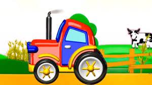 Mon Petit Tracteur Dessin Anim En Fran Ais Pour Les Enfants Dinosaure Dessin Anime Tracteur Et Pelleteuse Pour Bebes Dessin Anime L