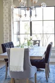 decked styled spring tour dining room